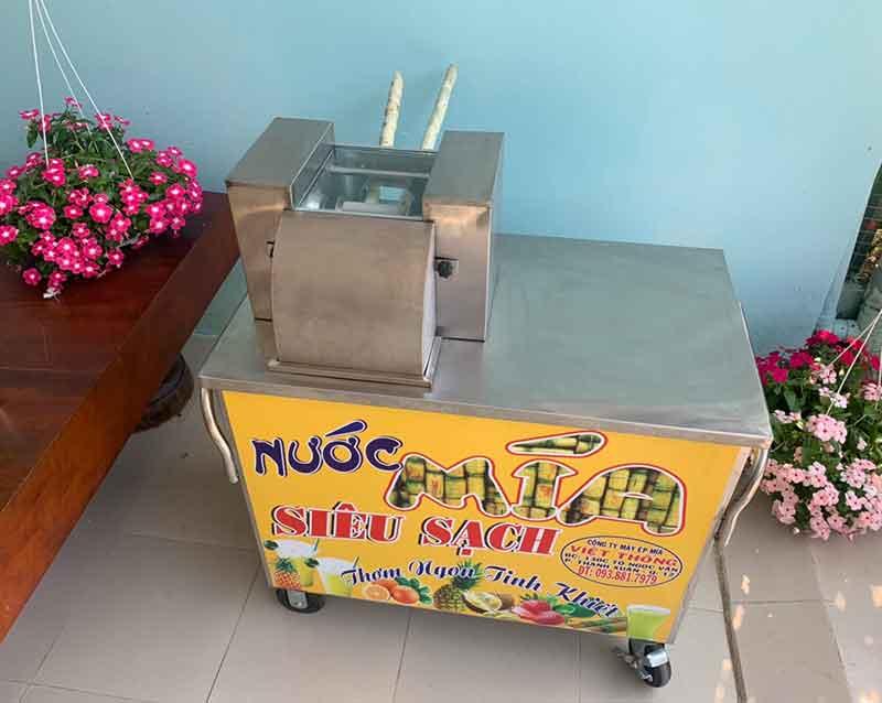Xe nước mía Việt Thống