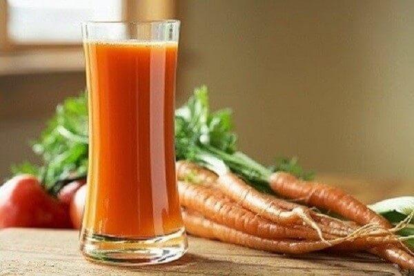 Nước mía ngon vị cà rốt độc đáo